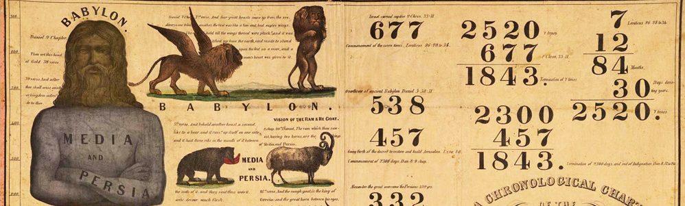 1843 kaart