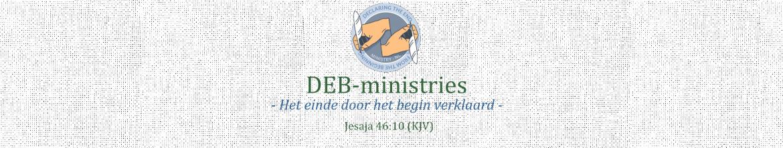 DEB-ministries